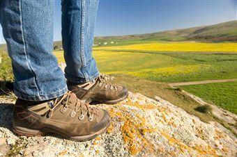 Nanocape trekkingowe buty