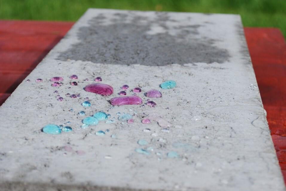 nanocape do betonu