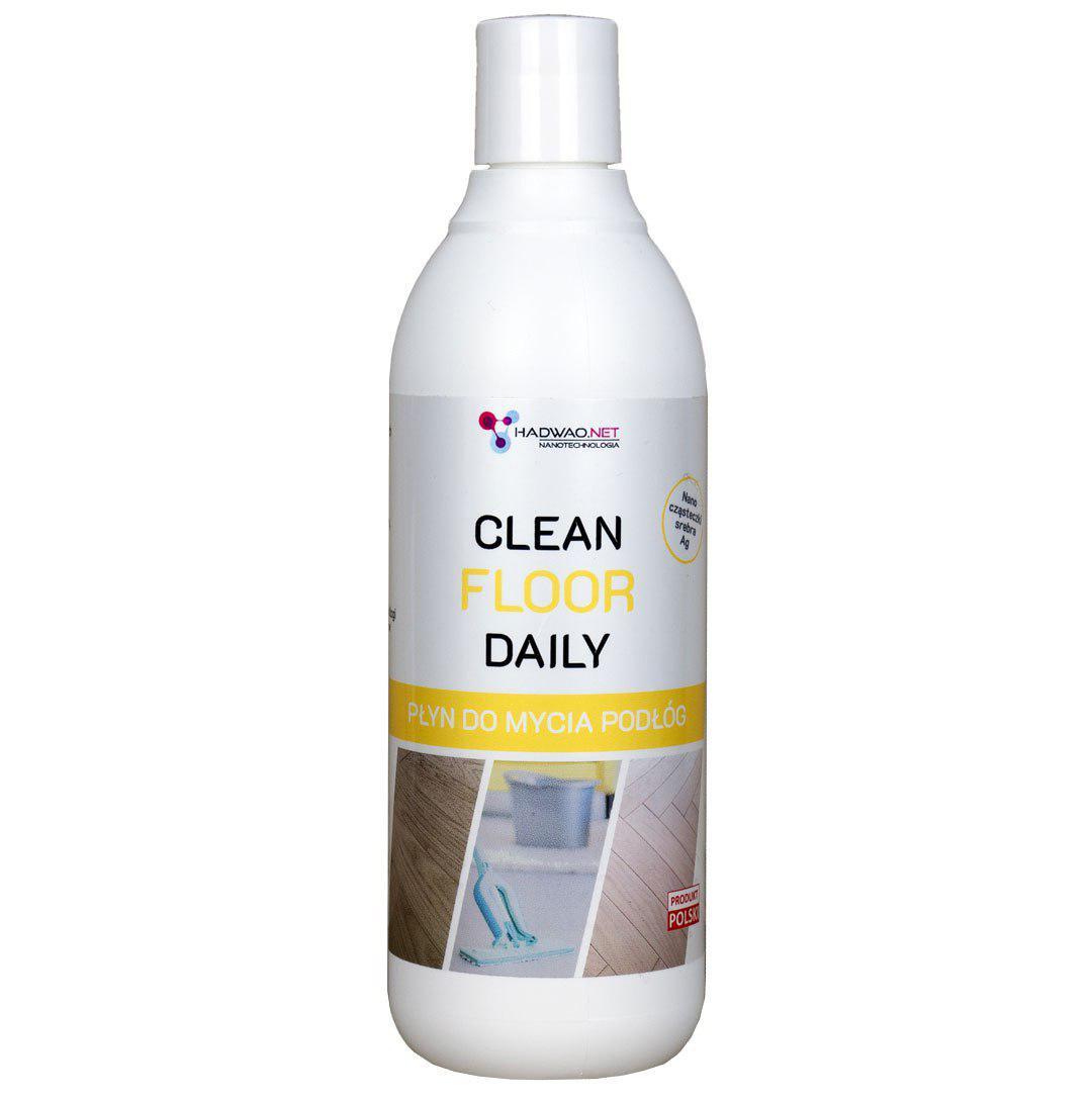Płyn Do Mycia Podłóg Posadzek Clean Floor Daily Z Nano Srebrem 500ml