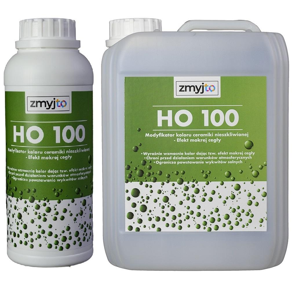 Nowość HO 100 preparat pogłębiający kolor, nadaje mokry efekt do starej NW75